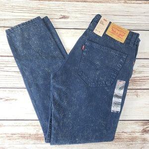 NEW Levi's 512 Slim Taper 32x30 Jeans